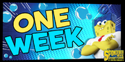The SpongeBob Movie Sponge Out of Water in ONE WEEK