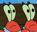 Mr. Krabs' nephews