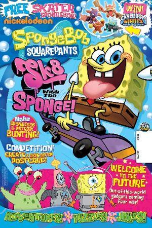 SpongeBobSquarePantsMagazine127