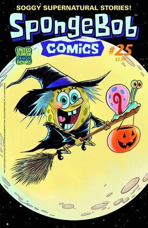 SpongeBobComicsNo25