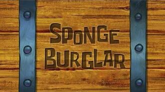 SpongeBob Music Spongeburglar
