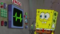 SpongeBob SquarePants Karen the Computer Time Machine