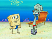 Squidward Tentacles in Sun Bleached-11