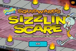 Squidward's Sizzlin' Scare