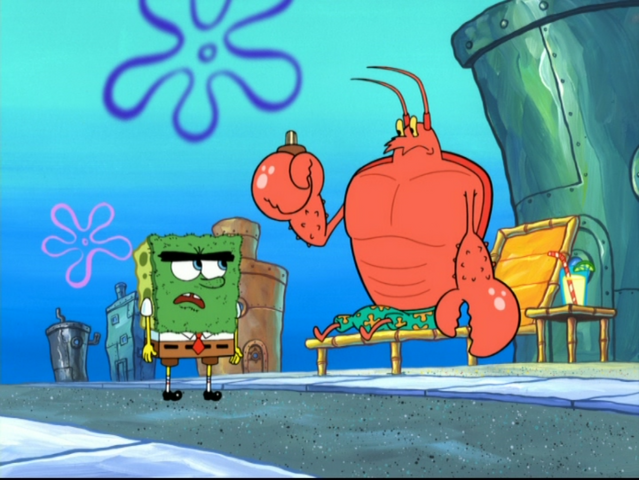 File:Larry the Lobster in The Abrasive Side-5.png