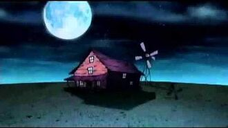 Courage The Cowardly Dog Freaky Fred's cameo in Ball of Revenge.-0