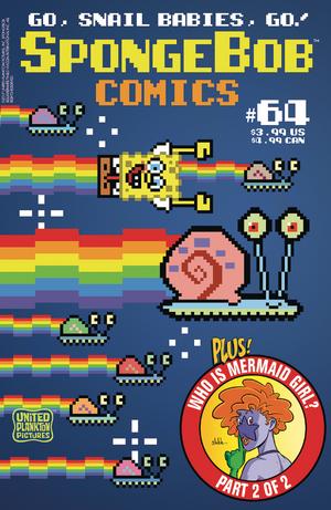 SpongeBob Comics No. 64