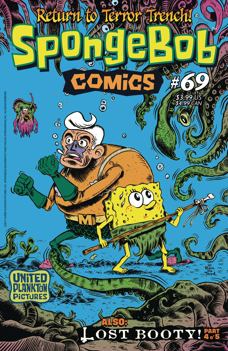spongebob comics no 69 encyclopedia spongebobia fandom