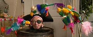 Female parrots