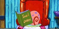 Snail Jokes