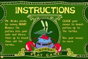 Kash Krab Instructions