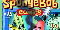 SpongeBob Comics No. 15