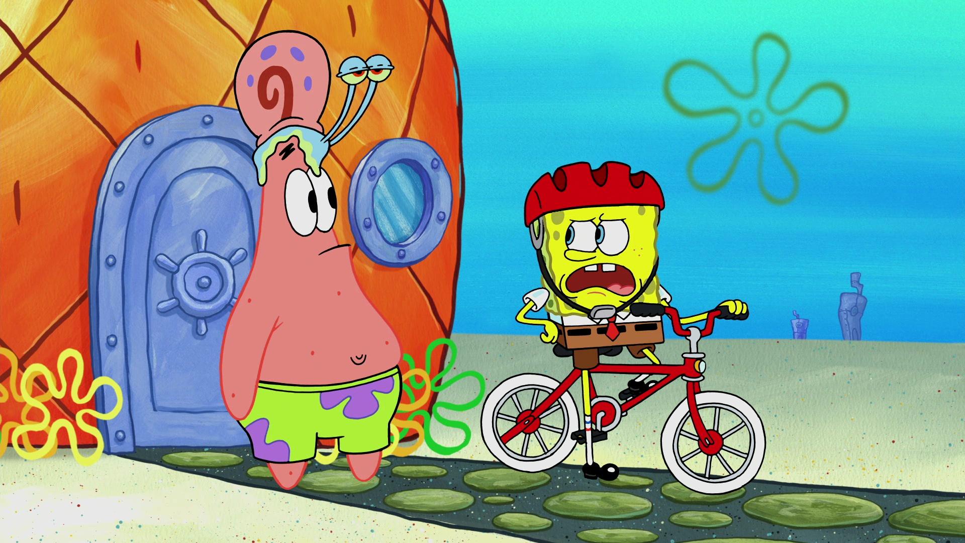 Bike Safety Tips (gallery) | Encyclopedia SpongeBobia ...