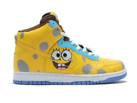 File:Unique-design-nikes-spongebob-squarepants-dunks-high-comic-shoes-3.jpg