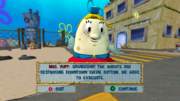 SpongeBob SquarePants Mrs. Poppy Puff Character Game Image Nickelodeon 2