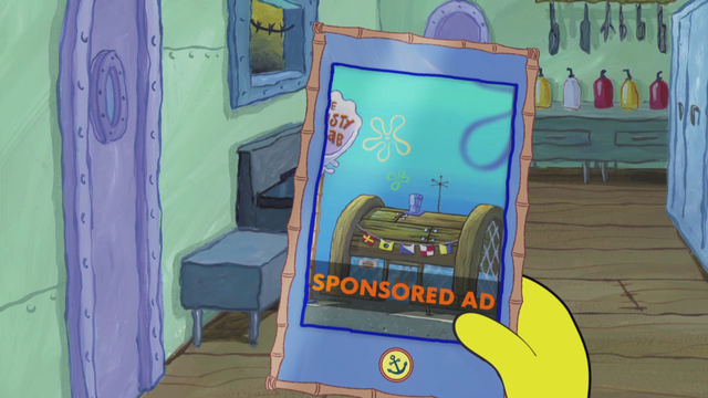 File:SpongeBob Checks His Snapper Chat 42.png