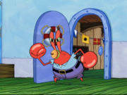 Mr. Krabs in Bubble Troubles-3