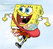Postal Panic - SpongeBob happy