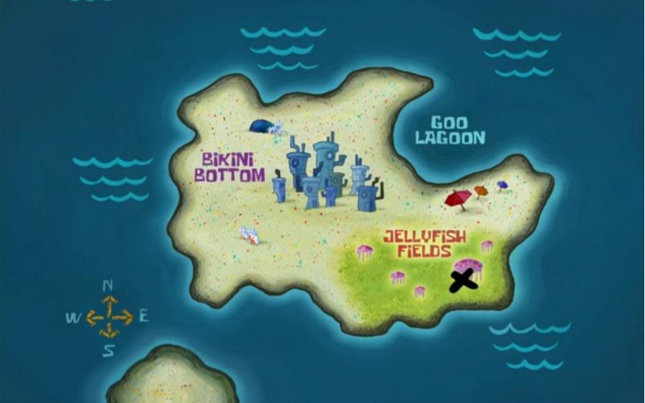 Mt  Bikini Bottom   Encyclopedia SpongeBobia   Fandom powered by Wikia HotGen Ltd