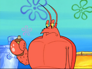Larry the Lobster in The Abrasive Side-2