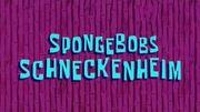 193a. SpongeBobs Schneckenheim