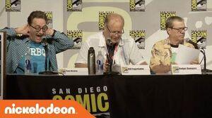 San Diego Comic Con 2015 SpongeBob SquarePants Full Panel Nick