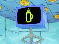 SpongeBob SquarePants Karen the Computer Coffee