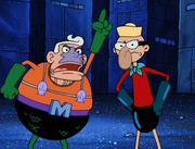 Mermaid Man & Barnacle Boy VI The Motion Picture 016