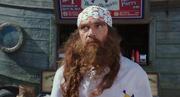 Burger-Beard confused