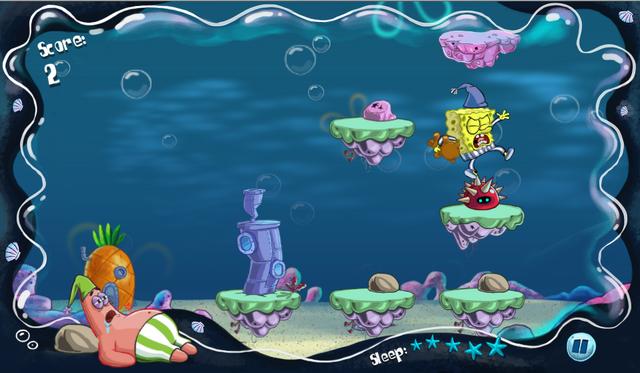 File:Lights Out Patrick Spongebob getting hurt.png