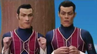We Are Number One but as it actually appears in the episode-1501900462