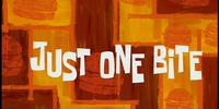 SpongeBob SquarePants (character)/gallery/Just One Bite