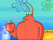 Larry the Lobster in The Abrasive Side-3