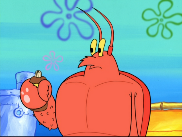 File:Larry the Lobster in The Abrasive Side-3.png