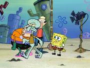 Mermaid Man & Barnacle Boy VI The Motion Picture 079