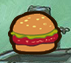 Krabby Katch normal Krabby Patty
