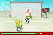 SpongeBob's Soccer Shoutout - Failed kick