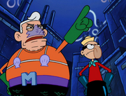 Mermaid Man & Barnacle Boy VI The Motion Picture 009