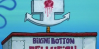 Bikini Bottom Jellyfish Trauma Center