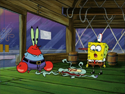Mr.Krabs in Graveyard Shift-3