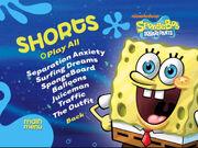 Disc 2 shorts menu