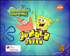 31-SpongebobSquarepantsJumbleFeverNickelodoenOpenTV