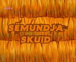S8E21a title card (Albanian)