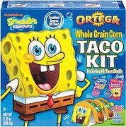 Ortega Spongebob Squarepants