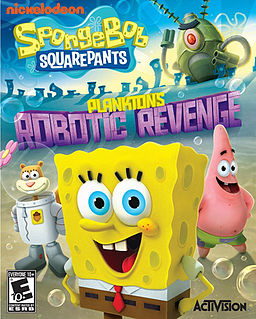 File:SpongeBob SquarePants Planktons Robotic Revenge NA game cover.jpg