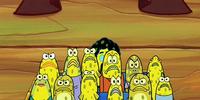 Spongy Patties