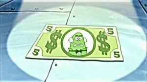 SpongeBob song If I Could Talk to Money