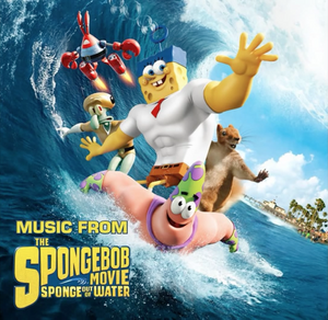 Music from The SpongeBob Movie - Sponge Out of Water