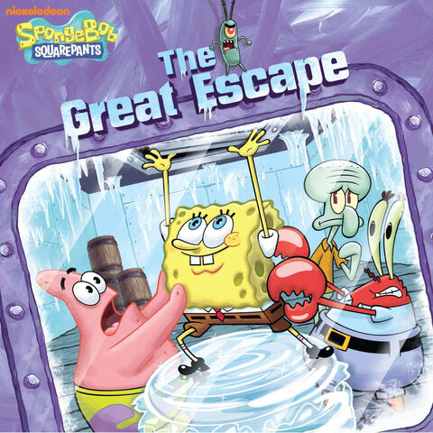 File:The Great Escape Kindle Cover.jpg
