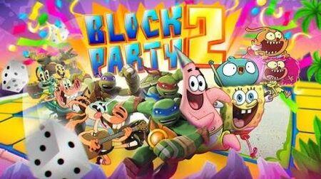 Nickelodeon Block Party 2 Game